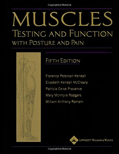 kendall manual muscle testing book pdf