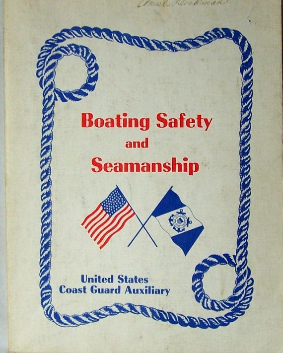 coast guard marine safety manual