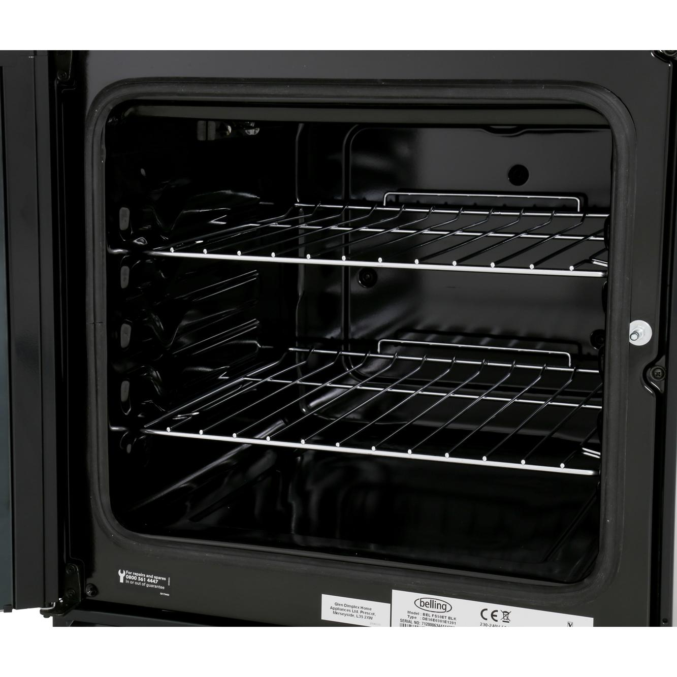 glen by belling electric cooker manual