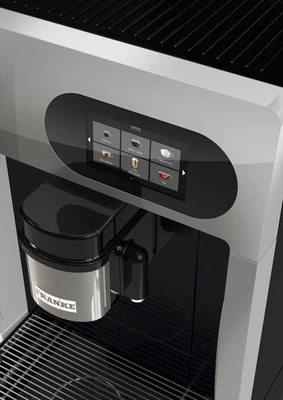 franke saphira coffee machine manual